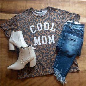 Tops - Cool Mom Tee